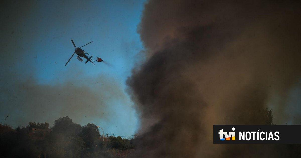 Identificados dois homens suspeitos de provocar fogos em Ançã e Mira