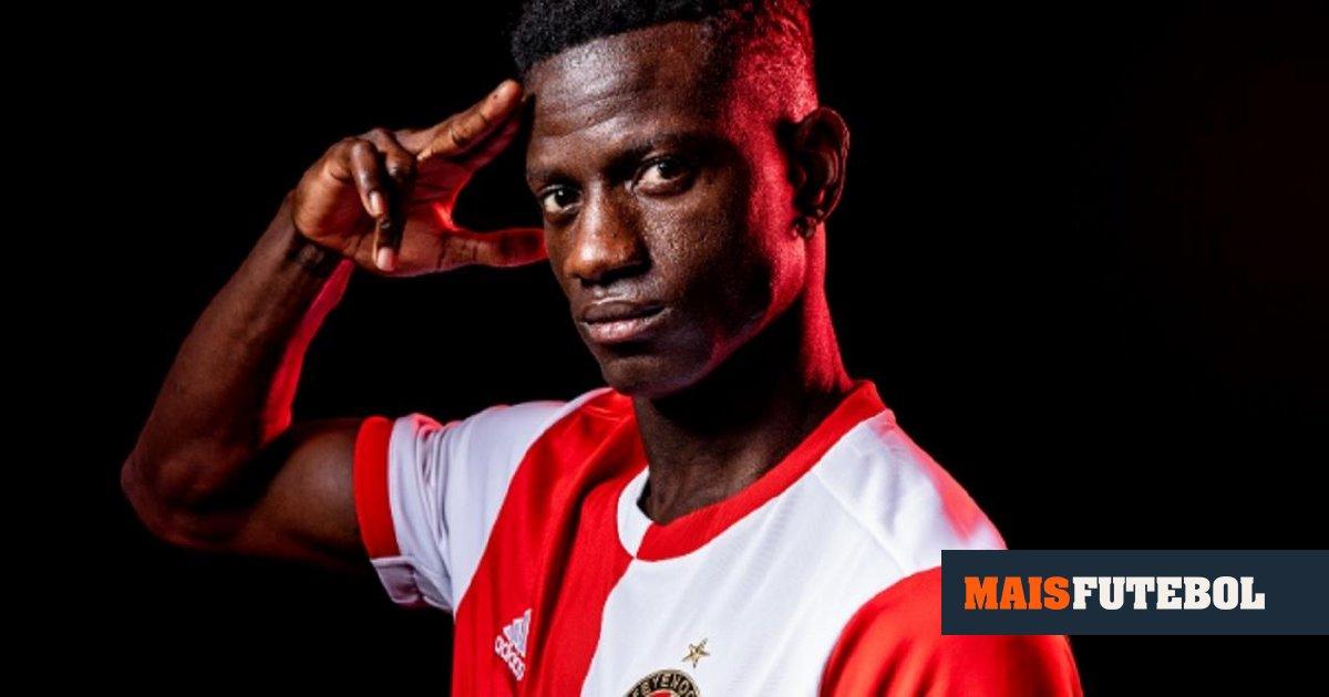 Edgar Ié disponível para representar a Guiné-Bissau