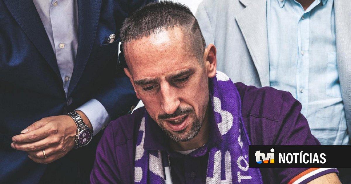 Ribery Em 2021
