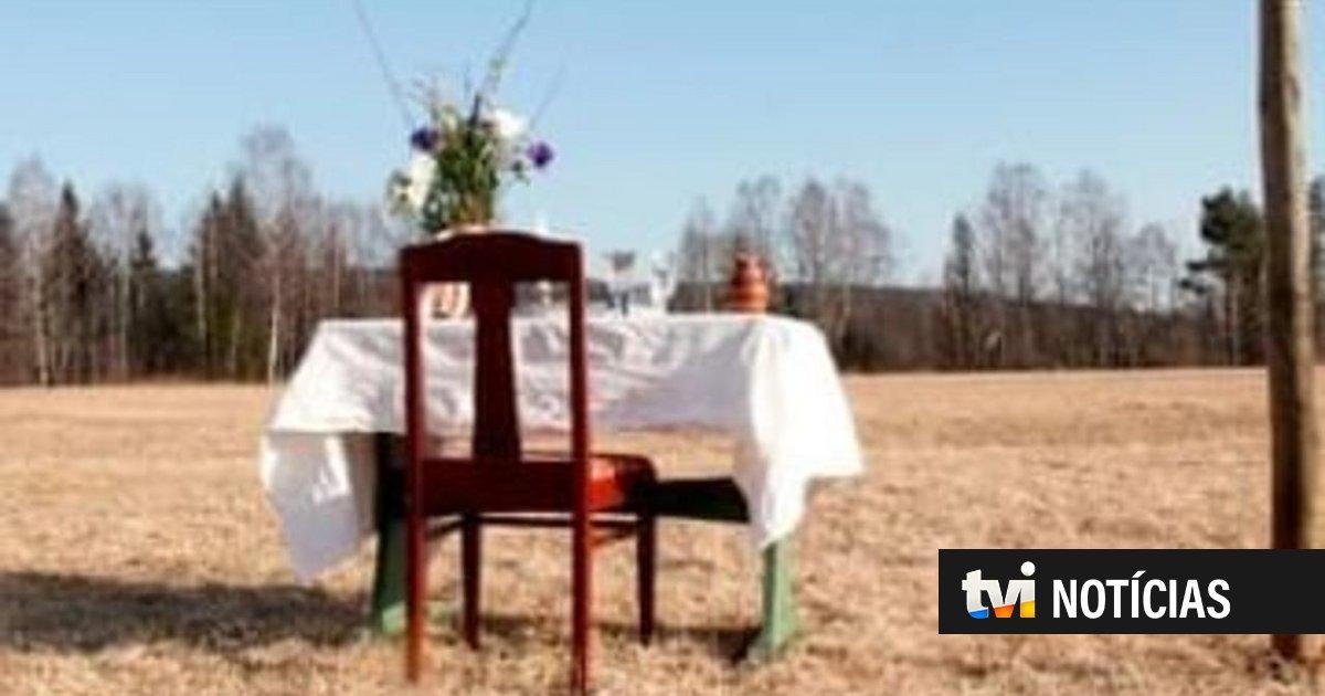 Tem mesa para um? Restaurante abre com um único lugar e resolve o problema do distanciamento | TVI24
