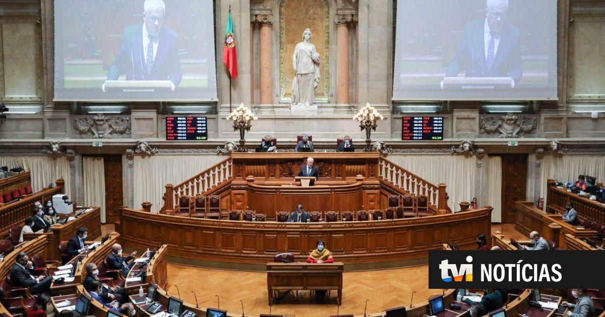 Parlamento fecha processo falhado de revisão constitucional desencadeado pelo Chega