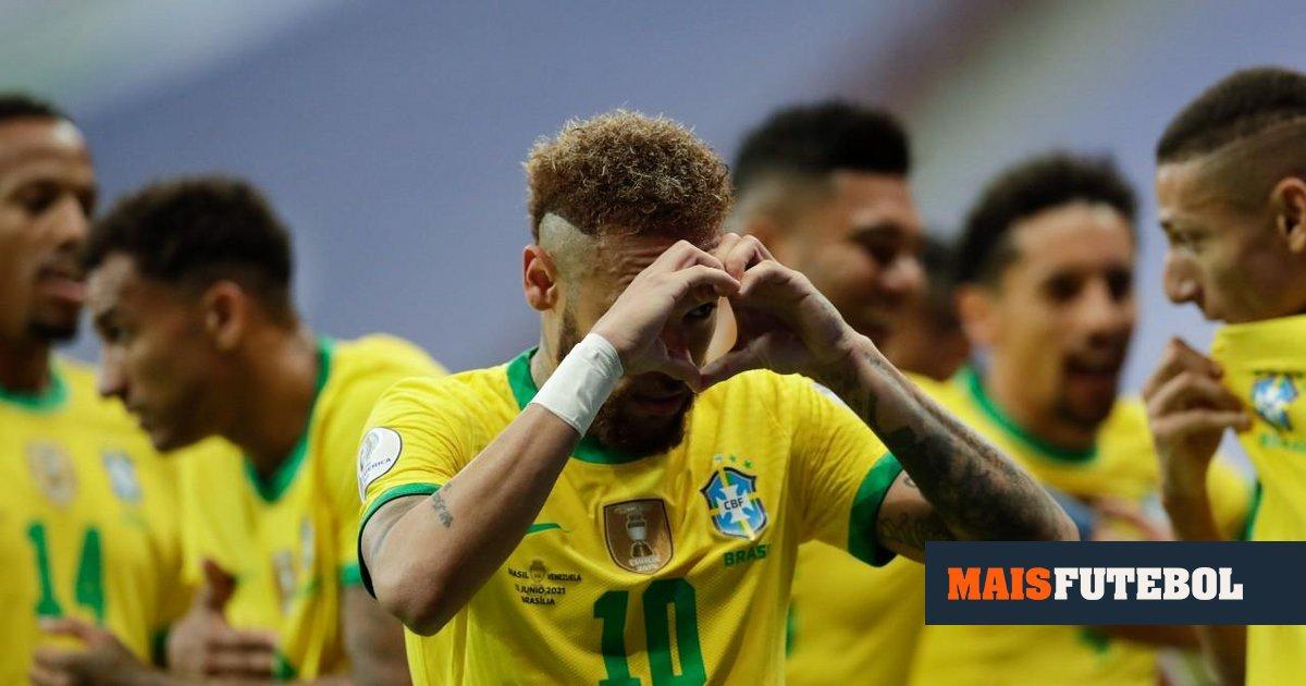 Photo of Copa América: Brasil estreia-se com vitória sobre Peseiro (VÍDEO) | MAISFUTEBOL | Redação Maisfutebol
