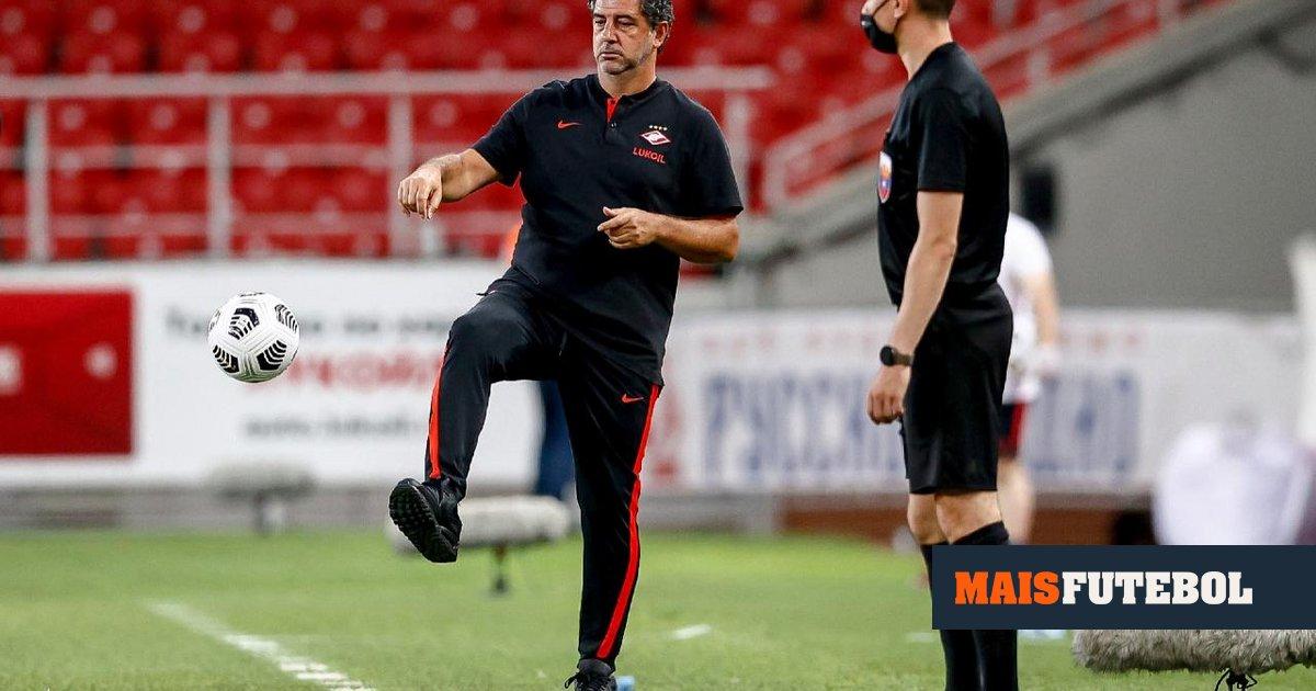 Spartak Moscovo perde dérbi com o CSKA e Vitória fica em maus lençóis
