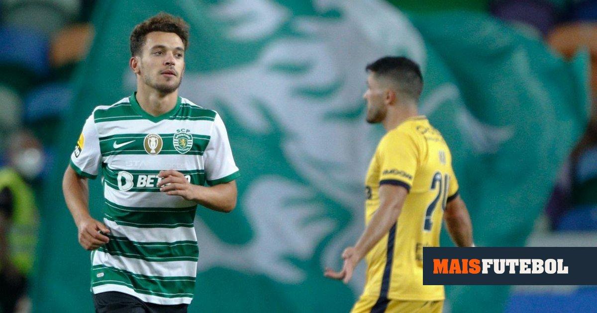 Pedro Gonçalves explica como Amorim o convenceu a jogar no ataque