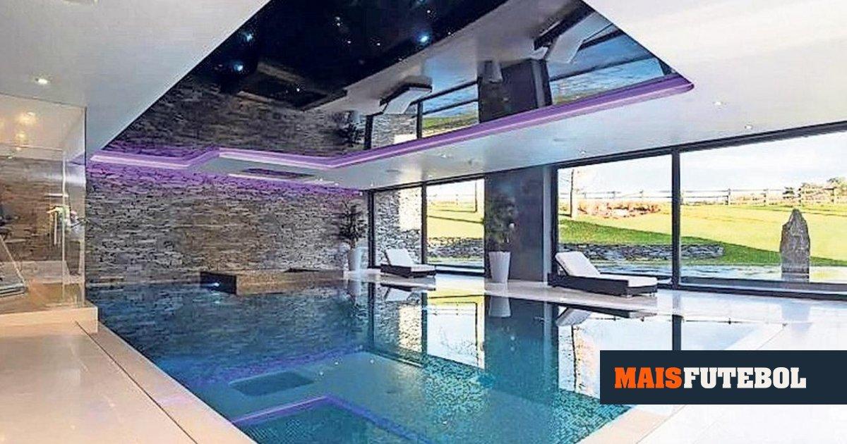 Photo of FOTOS: esta será a nova mansão de Ronaldo nos arredores de Manchester | MAISFUTEBOL | Redação Maisfutebol
