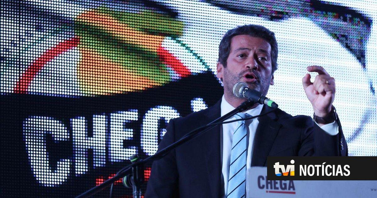 Ventura refuta negacionismo e quer esclarecer tentativa de incriminação do Chega