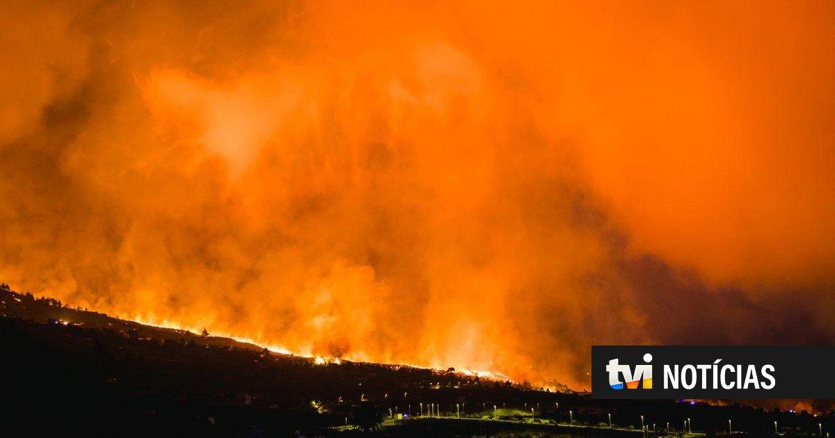 Governo equaciona retirada de portugueses de La Palma devido a erupção